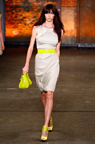 New York Fashion Week Spring Summer 2012